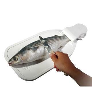 Tocător din plastic pentru pește 45 x 18 cm