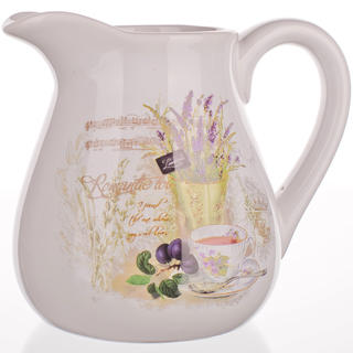 Ulcior din ceramică 880 ml Lavender, BANQUET
