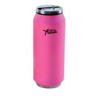 Termos din inox NEON roz