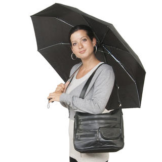 Geanta de dama + umbrela