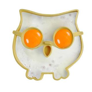 Formă pentru ouă ochiuri bufniţă