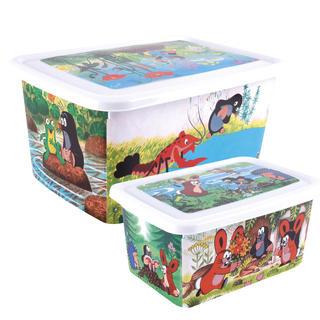 Cutie plastic pentru copii Cartita