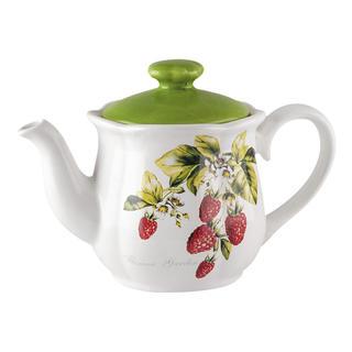 Ceainic din ceramică FLORINA GARDEN Zmeură