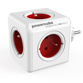 Prelungitor PowerCube Original roșu