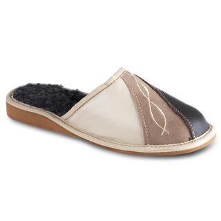 Papuci de dama cu broderie