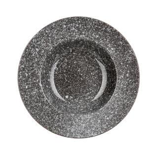 Set farfurii adânci din ceramică GRANITE 6 buc, BANQUET