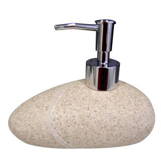 Dozator de săpun Stone - bej
