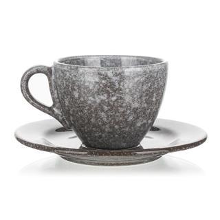 Banquet Cană ceramică GRANITE 200 ml