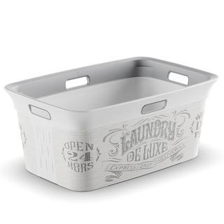 Coșul pentru  lenjerie curată ELLE Laundry Bag pentru baie 45 l