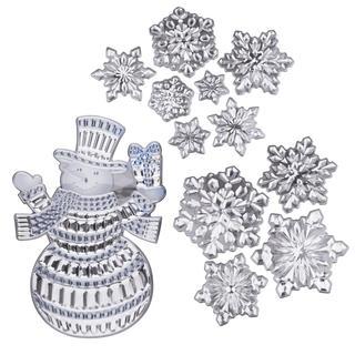 Stickere decorative pentru geam OM DE ZĂPADĂ
