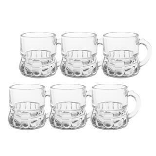 Set de pahare cu toartă SEVILLA 6 buc