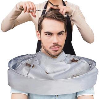 Protecţie textilă pentru tunderea părului