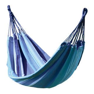 Hamac textil suspendat