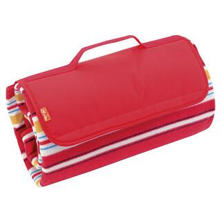 Pătură picnic roşie, 150 x 135 cm
