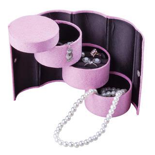 Cutie de bijuterii cu trei etaje