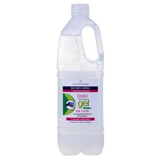 Gel antibacterian de mâini cu aloe şi TTO, 1 litru