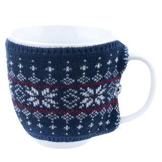 Cană cu pulover de Crăciun, 470 ml
