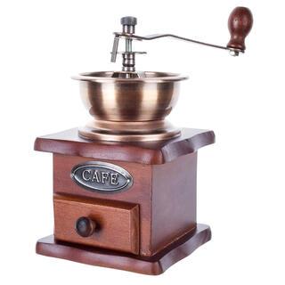 Râşniţă din lemn pentru cafea boabe