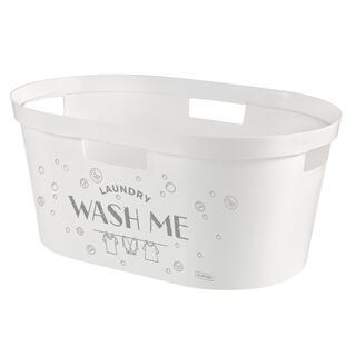 Coş pentru rufe curate INFINITY Wash Me, 40 l