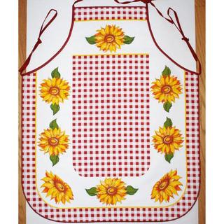 Șorț de bucătărie floarea soarelui
