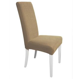 Huse multielastice CARLA alunei scaun cu spatar 2 buc (40 x 40 x 60 cm)