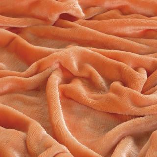 Asternut elastic din microflanel coral