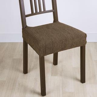 Huse care se întind foarte bine GLAMOUR tutunului scaun 2 buc (40 x 40 cm)