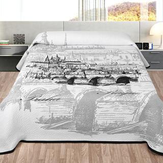 Cuvertură de pat PRAHA