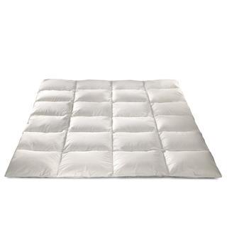 Pătura matlasată cu umplutura de pene 140 x 200 cm