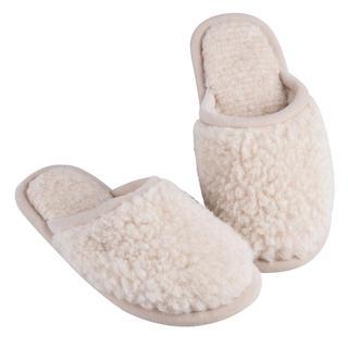 Papuci de casa cu talpa antiderapanta naturale
