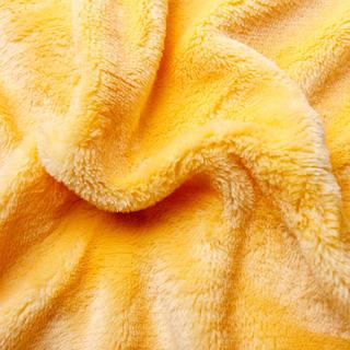 Asternut elastic SLEEPWELL microplus galben