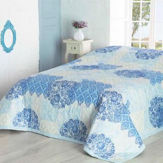 Cuvertură pentru pat OTTORINO turcoaz