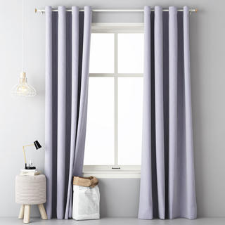 Draperie decorativă EASY lila 140 x 250 cm set 2 buc