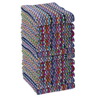 Set prosoape de lucru CAROURI 50 x 90 cm 12 buc