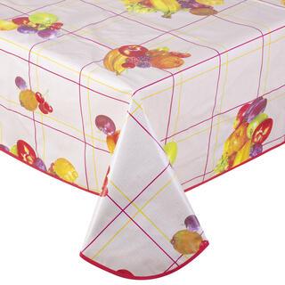 Față de masă vinil lavabilă FRUCTE 140 x 180 cm