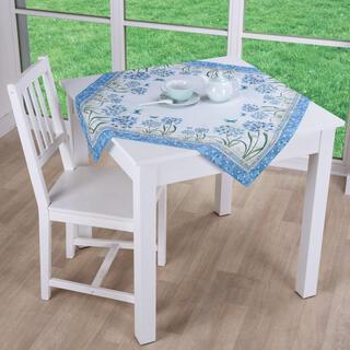 Faţă de masă ALBĂSTRELE 85 x 85 cm