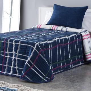 Cuvertură pentru pat MARA albastru