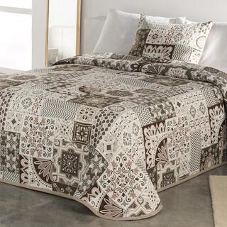 Cuvertură pentru pat MIA bej, pat simplu