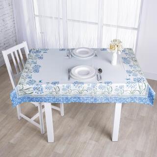 Față de masă albastră ALBĂSTREA 120 x 140 cm