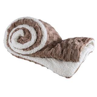 Pătură matlasată de ambele părţi MOCCA 140 x 200 cm