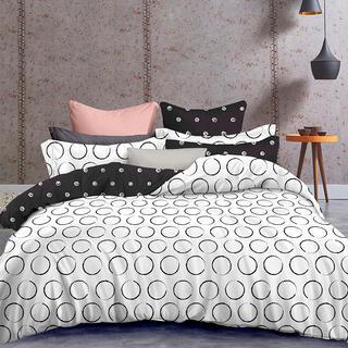 Lenjerie de pat din microfibră DARKNIGHT