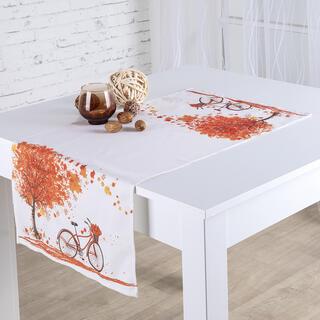 Şervet de masă dreptunghiular TOAMNĂ 40 x 110 cm