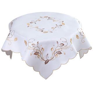 Şervet central de masă cu broderie 85 x 85 cm