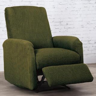 Huse care se întind foarte bine NIAGARA verzi fotoliu de relaxare (l. 70 - 90 cm)