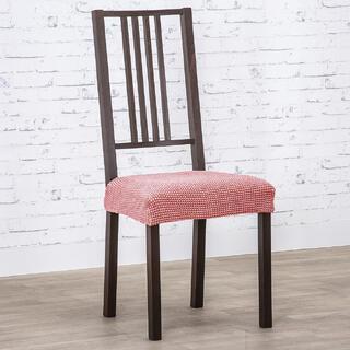 Huse care se întind foarte bine NIAGARA coral scaun 2 buc (40 x 40 cm)