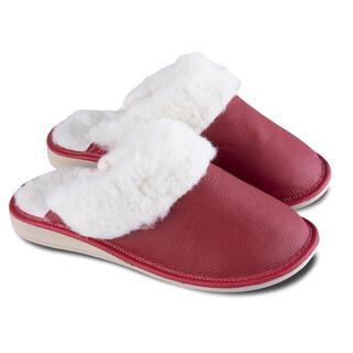 Papuci de damă pentru picior larg