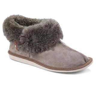 Papuci de damă cu lână