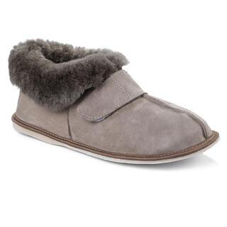 Papuci de bărbaţi cu lână