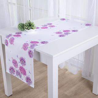 Napron de masă FLOARE DE USTUROI imprimat 40 x 160 cm