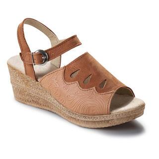 Sandale de damă cu platformă